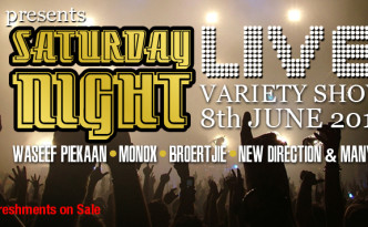 SRBFC presents Saturday Night Live Variety Show | 8th June 2013